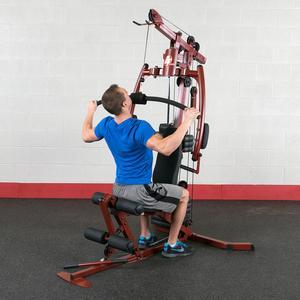 Best Fitness BFMG20 Lat Pulldown