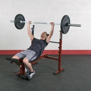 BFOB10 Bench Exercise