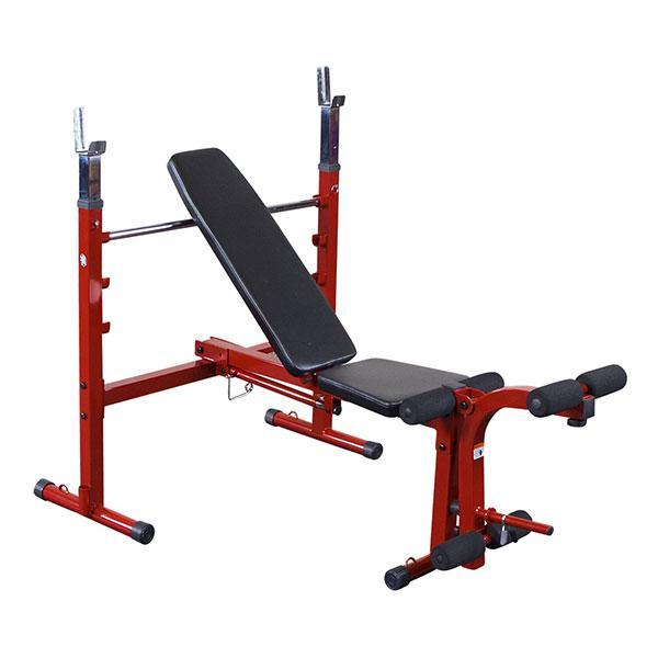 Best Fitness Bfob10 Olympic Weight Bench