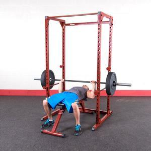BFPR100 Power Rack Exercise