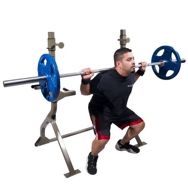 Best Fitness BFSR10 Squat and Dip Rack
