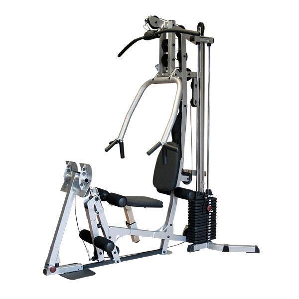 Powerline bsg home gym with leg press