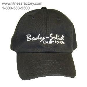 BSHB : Body-Solid Hat - Black