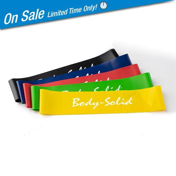 Body-Solid Mini Bands