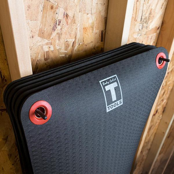 Best Floor Mats >> Body-Solid Tools Hanging Foam Exercise Mat