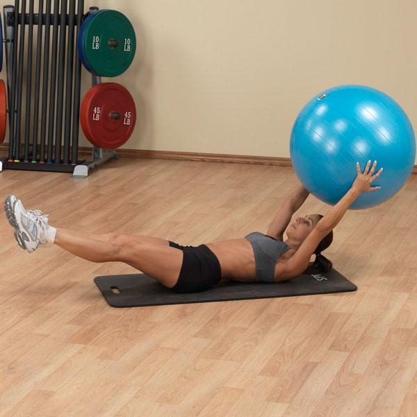Buy 75cm Exercise Ball: Body-Solid Exercise Fitness Balls