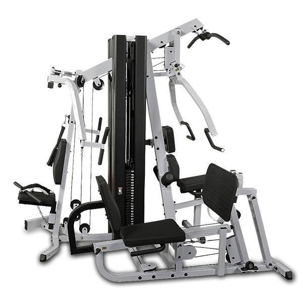 Exm3000lps Gym System: Body Solid Exm 2750 Manual