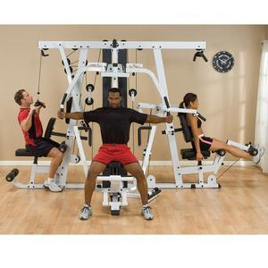 EXM4000S Triple Stack Gym