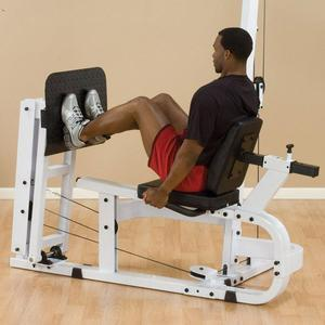 EXM4000S Optional Leg Press