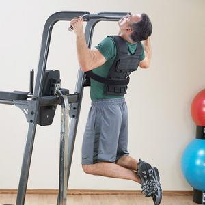 FCD Vertical Knee Raise Pull Up