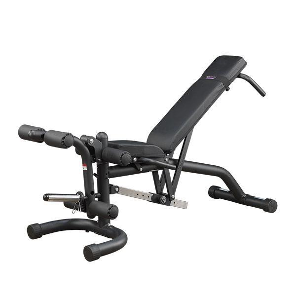 Body-Solid FID46 Leverage Bench