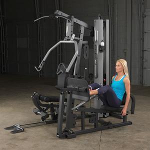 G5S with Optional Leg Press