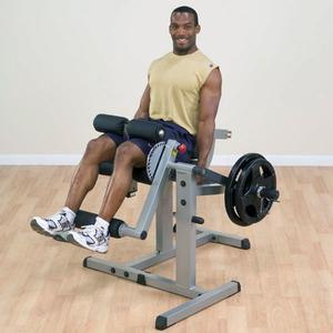GCEC340 Leg Extension Curl Machine