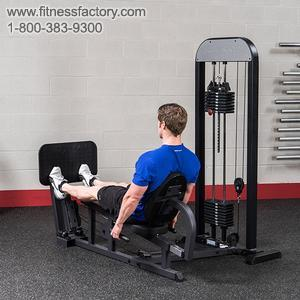 Body-Solid GLP-STK Selectorized Leg Press