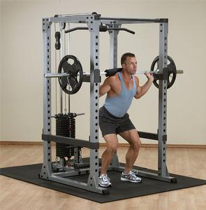 Power Rack GPR378 with Lat