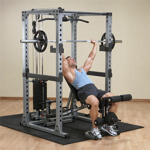 Power Rack GPR378 with Bench