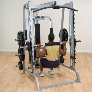GS348Q Smith Machine Gym Package