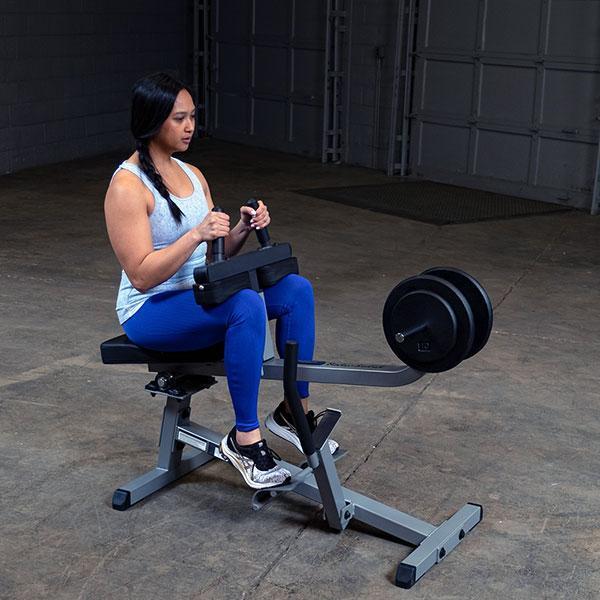 Body-Solid Seated Calf Raise Machine