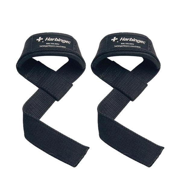 Pair Harbinger Olympic Nylon Weightlifting Straps