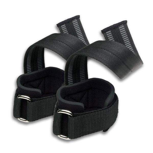 harbinger lifting straps how to use