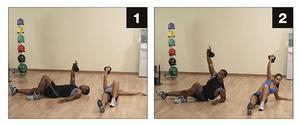 Kettlebell Exercise