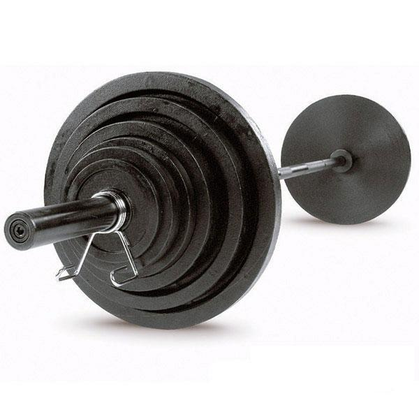 Olympic Weight Plate Sets with Bar