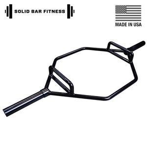 Olympic Shrug Bar