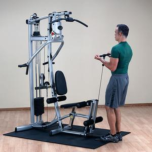 P1X Home Gym with Leg Press