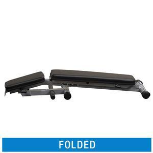 PFID125X Adjustable Bench Folded