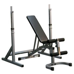 PFID130X Adjustable Bench with Rack
