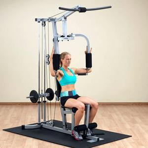 PHG1000X Home Gym pec exercise
