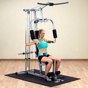 PHG1000X Home Gym press exercise
