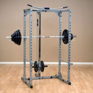PLA200X on Powerline Power Rack