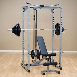 Power Rack PPR200X with Lat