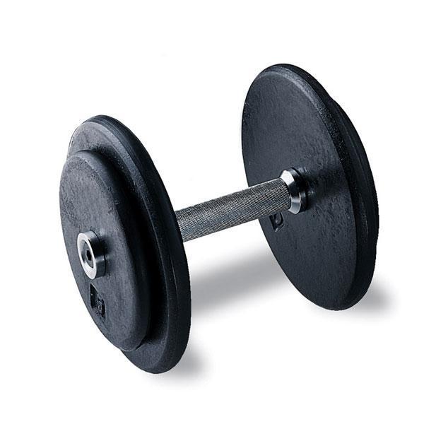 Pro Style Round Dumbbells 5 120 Pounds