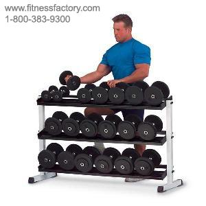 PROS : Dumbbell Sets - Pro Style