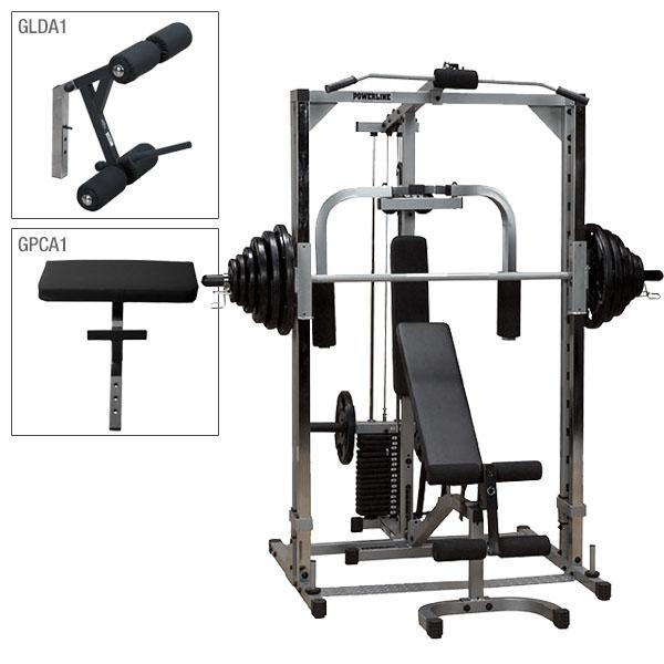 Body Solid Pro Club Adjustable Bench