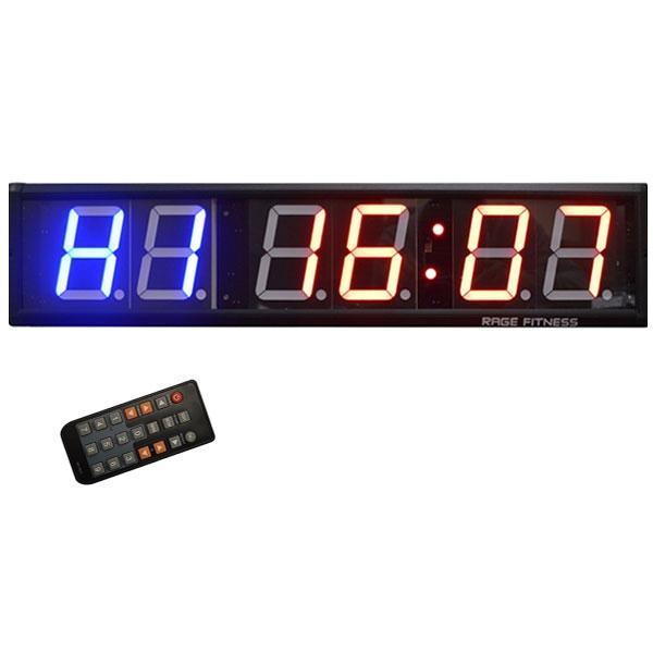 6 Digit Timer and Clock