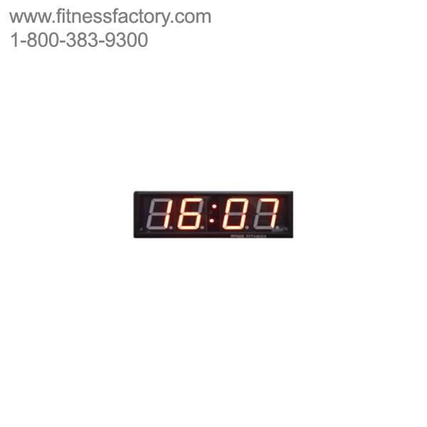 4 Digit Timer and Clock