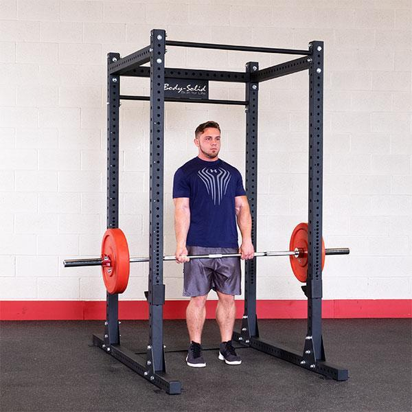 Body-Solid SPR1000 Commercial Power Rack - SPR1000