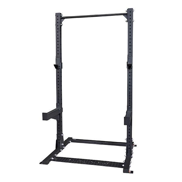 body power rack item commercial solid half