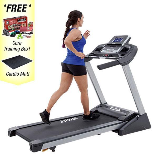 Spirit XT185 Treadmill - SPTXT185