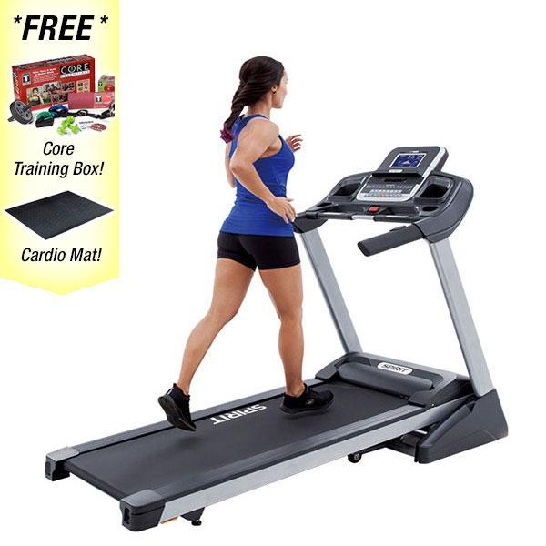 Spirit XT285 Treadmill - SPTXT285