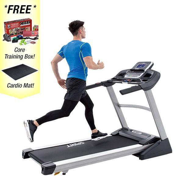 Spirit XT385 Treadmill - SPTXT385