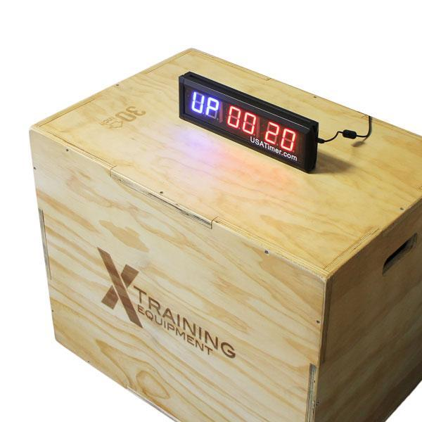 X training usa pro garage wall timer