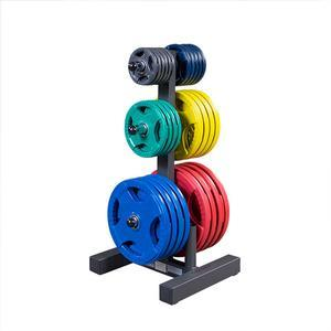 Body-Solid WT46 Olympic Weight Plate Tree