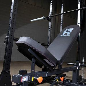 Rugged Flat Incline Bench