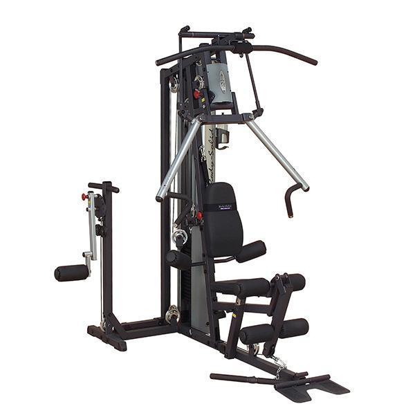 Home Gym Kit Out: Body-Solid G2B Bi-Angular® Home Gym
